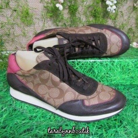 Coach Rebecca sneakers 9