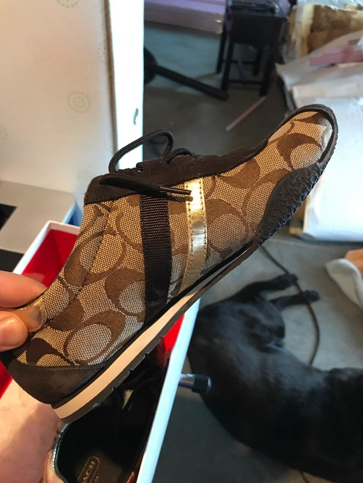 Coach Katelyn Shoes. size 6.