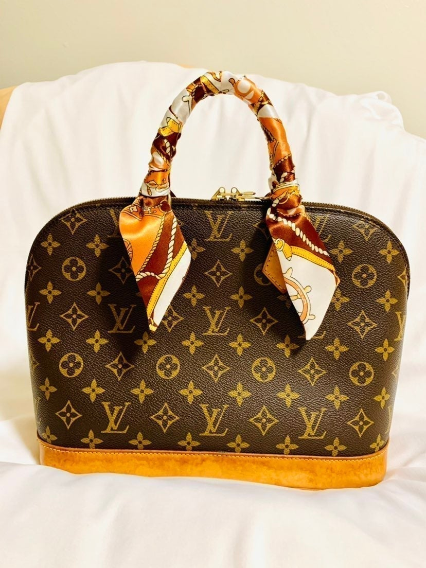 Louis Vuitton Alma Monogram PM