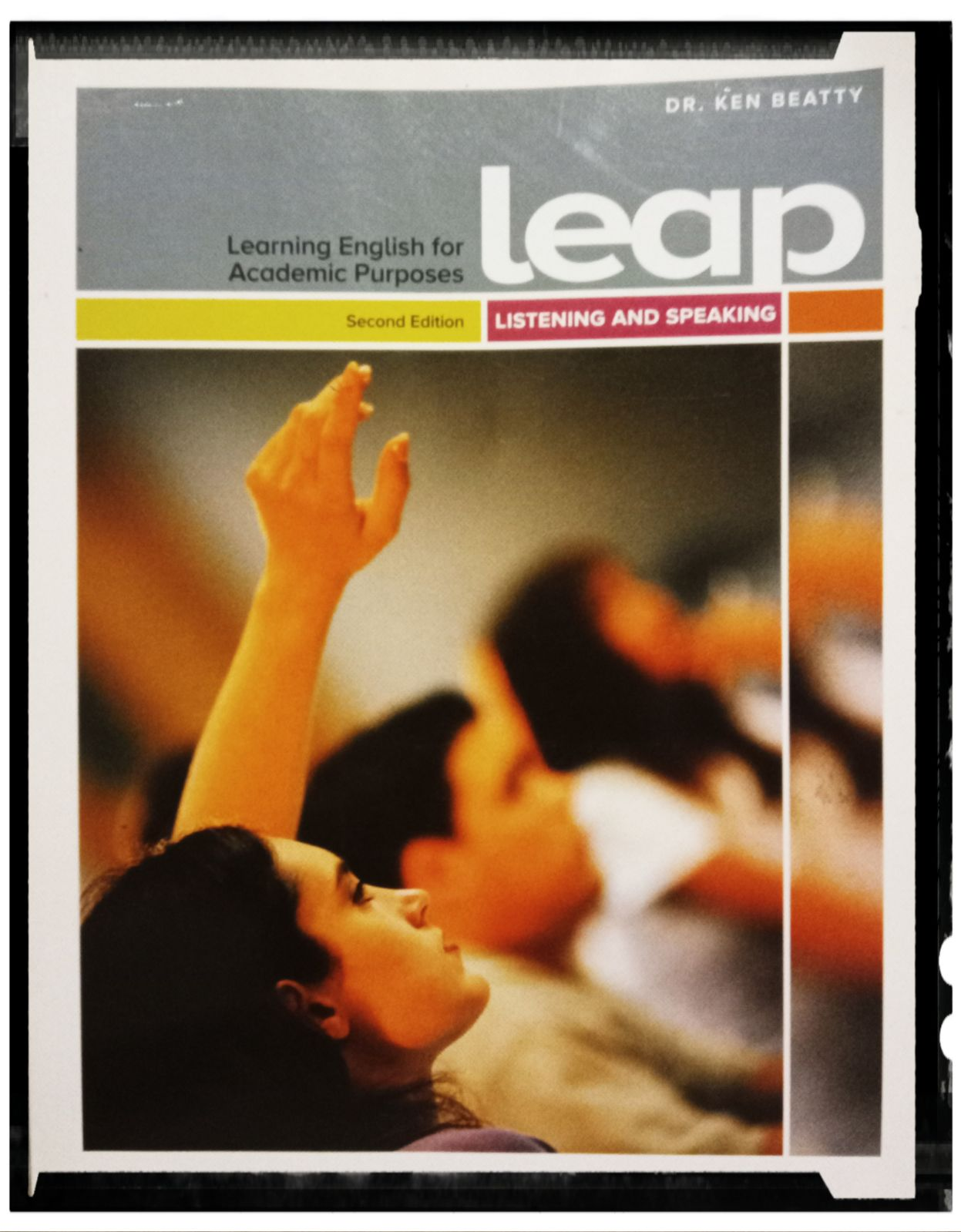 Leap listening and speaking