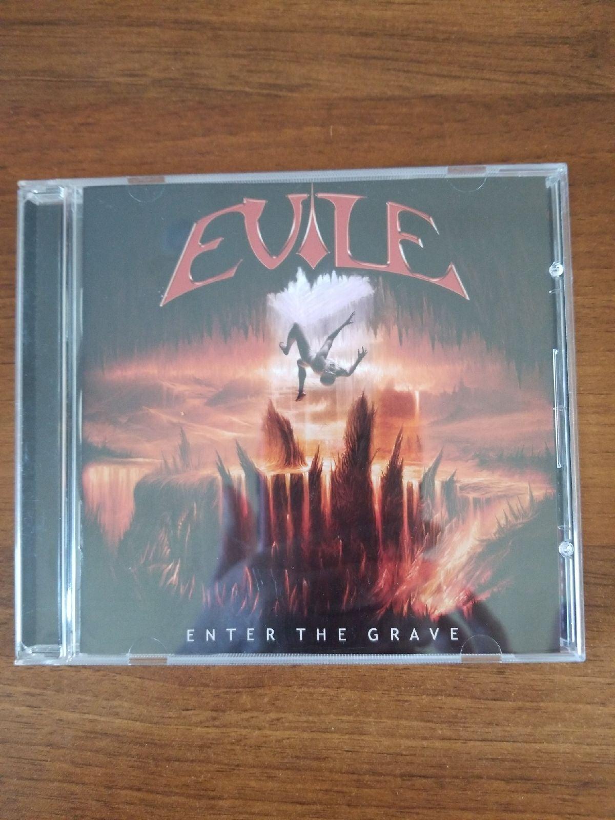EVILE Enter The Grave CD