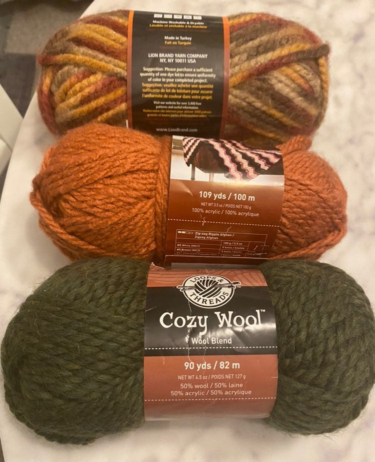 Cotton yarn Lot
