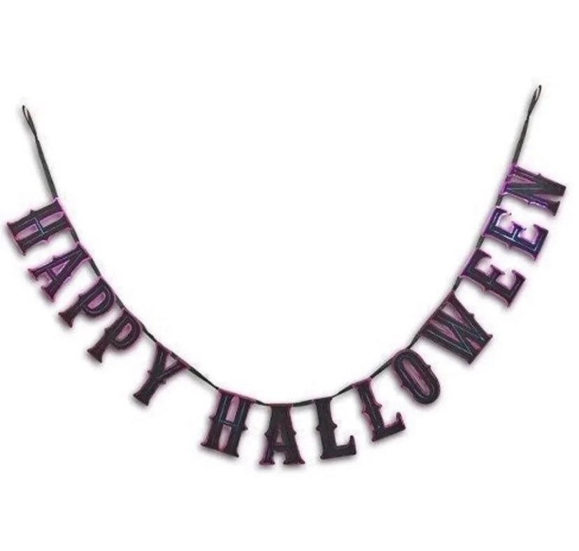 halloween Hyde and Eek boutique banner
