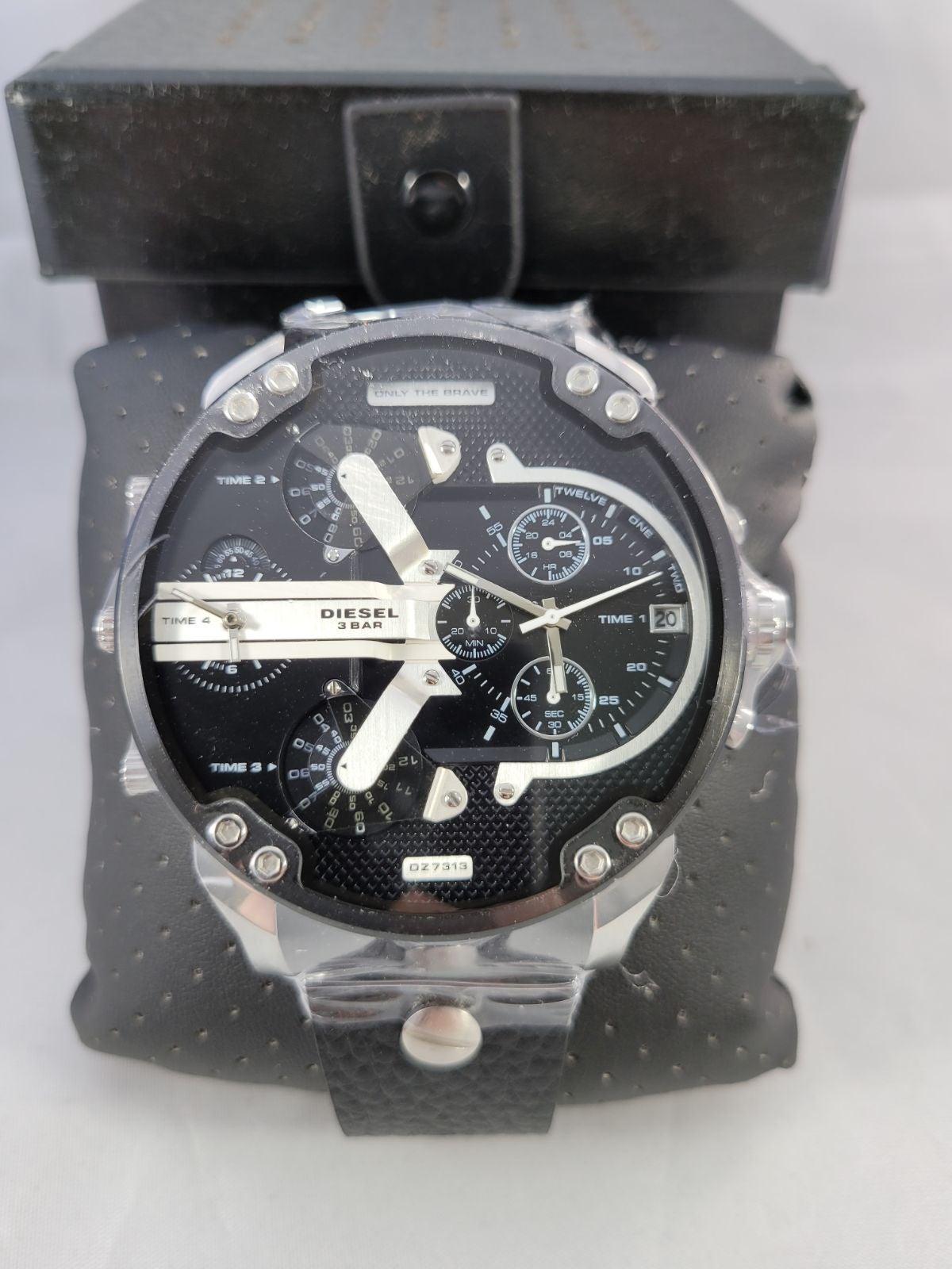 New Diesel DZ7313 Watch