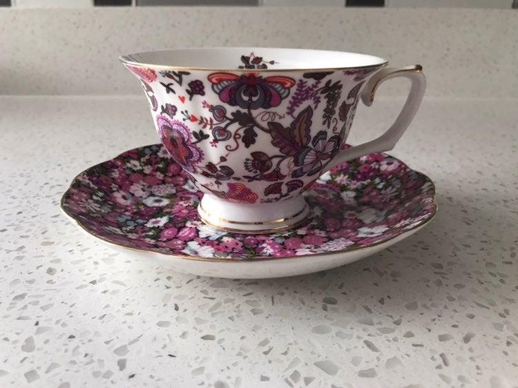 Grace's Teaware Liberty Chintz