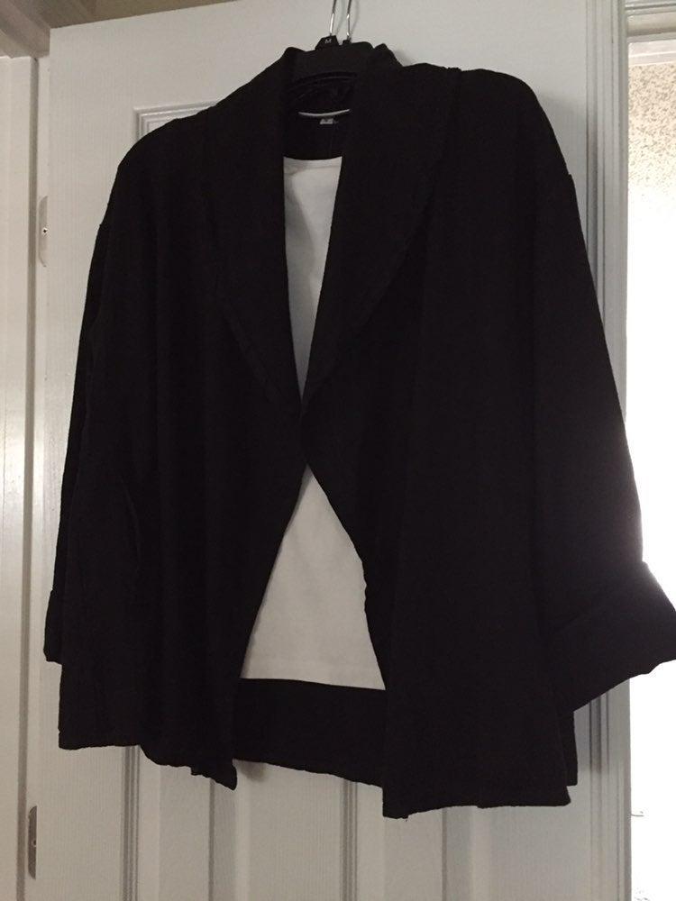 Bryn Walker 100% linen jacket