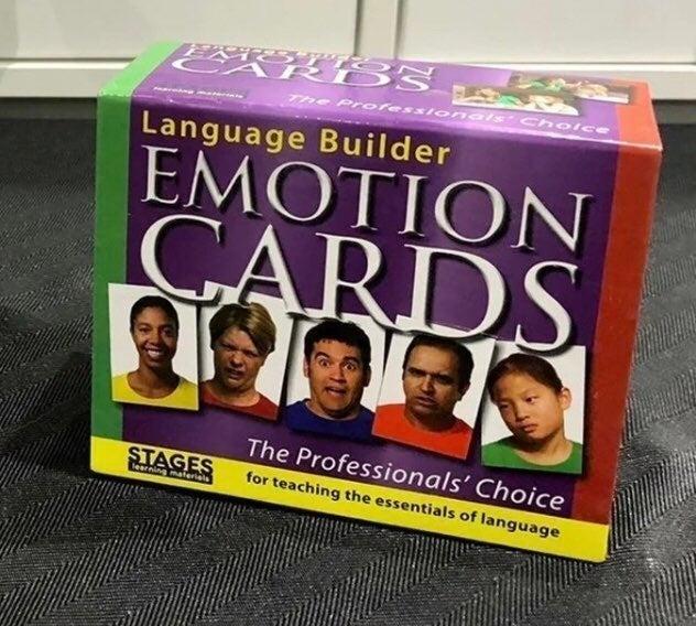 Stages Language Builder Picture/Nouns 2