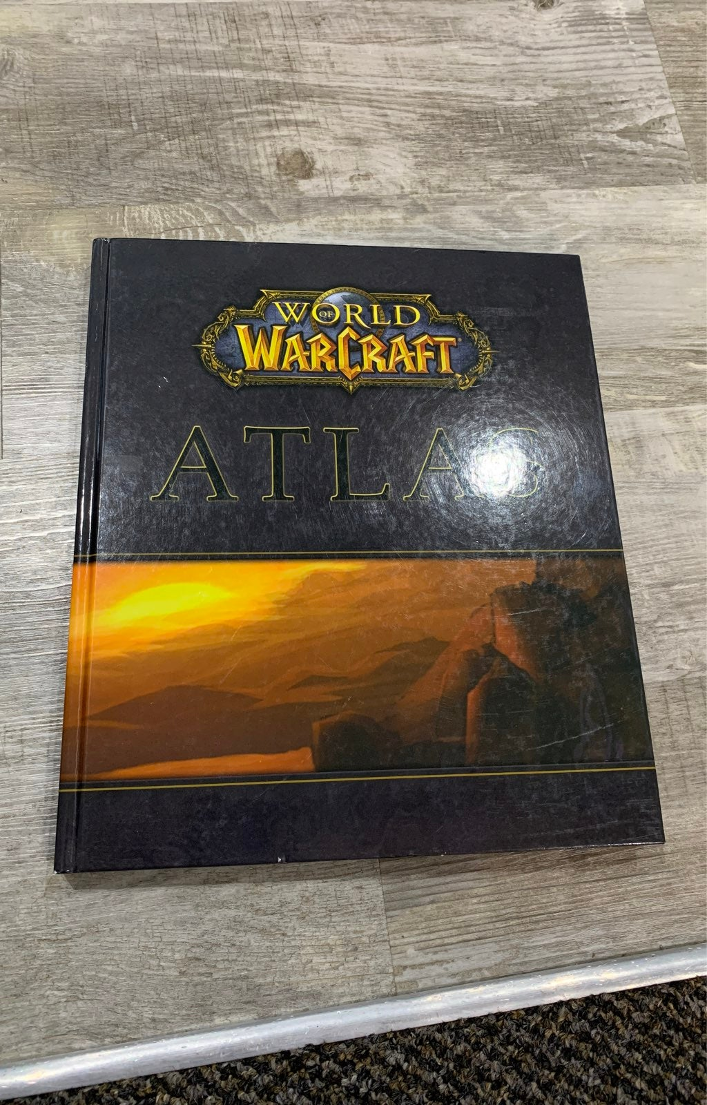 2000 WOW Atlas with map