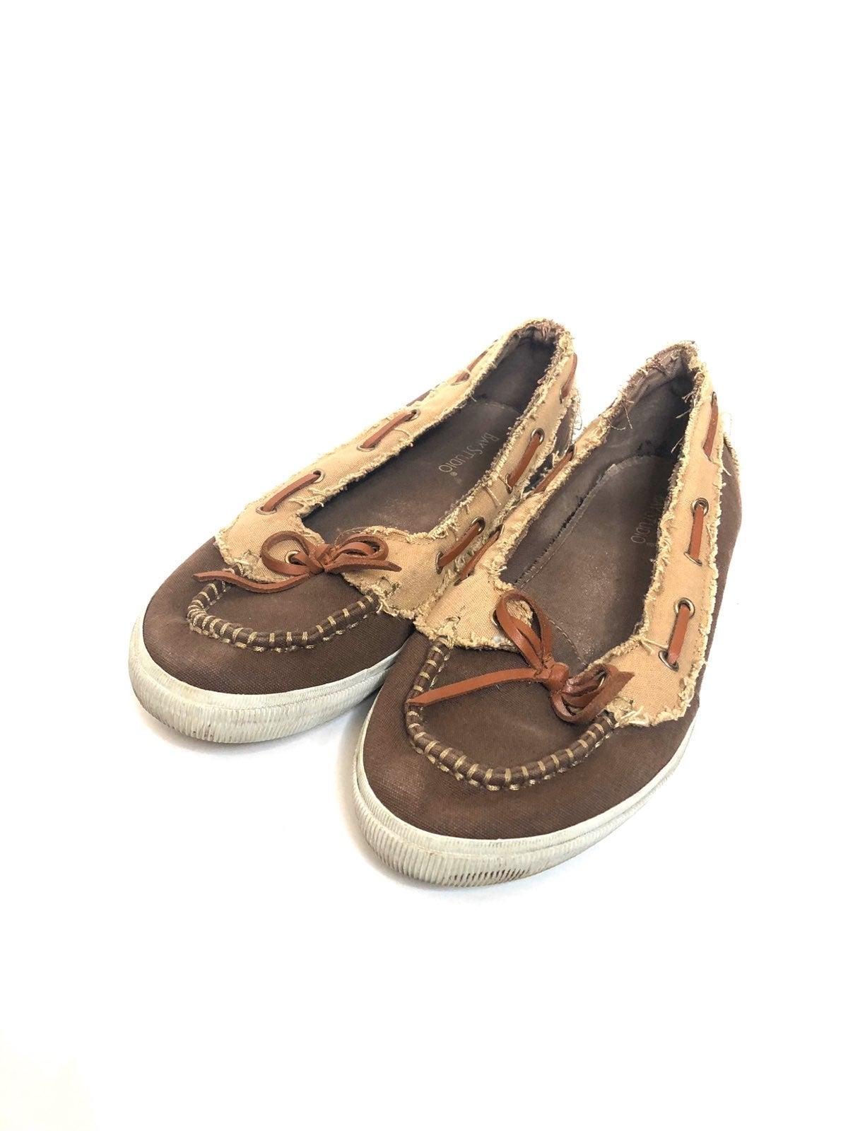 Size 8.5 Bay Studio slip on shoes