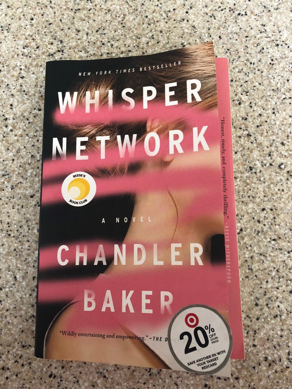 Whisper Network - Book