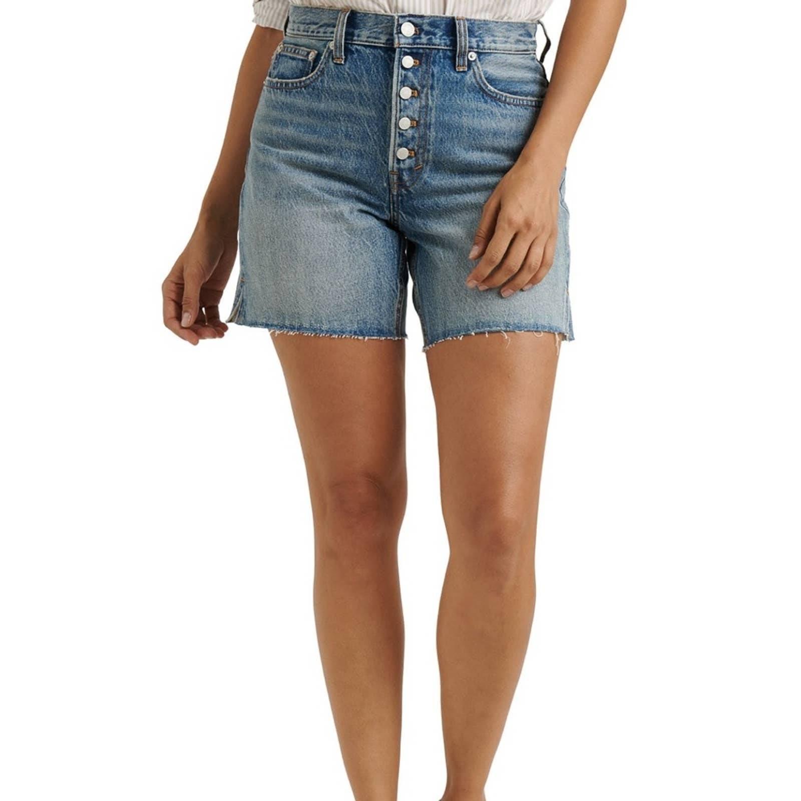 Lucky Brand Cutoff Jean Shorts NEW 10/30