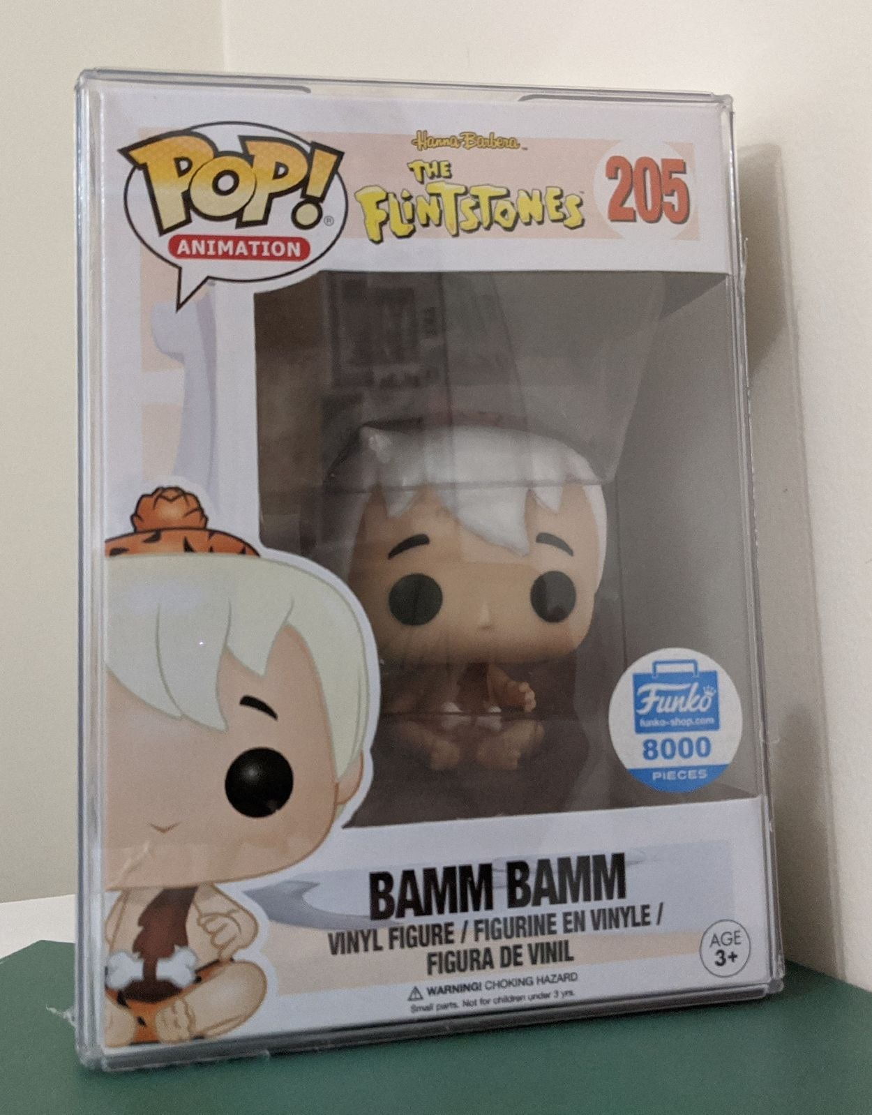 Funko Pop Bamm Bamm