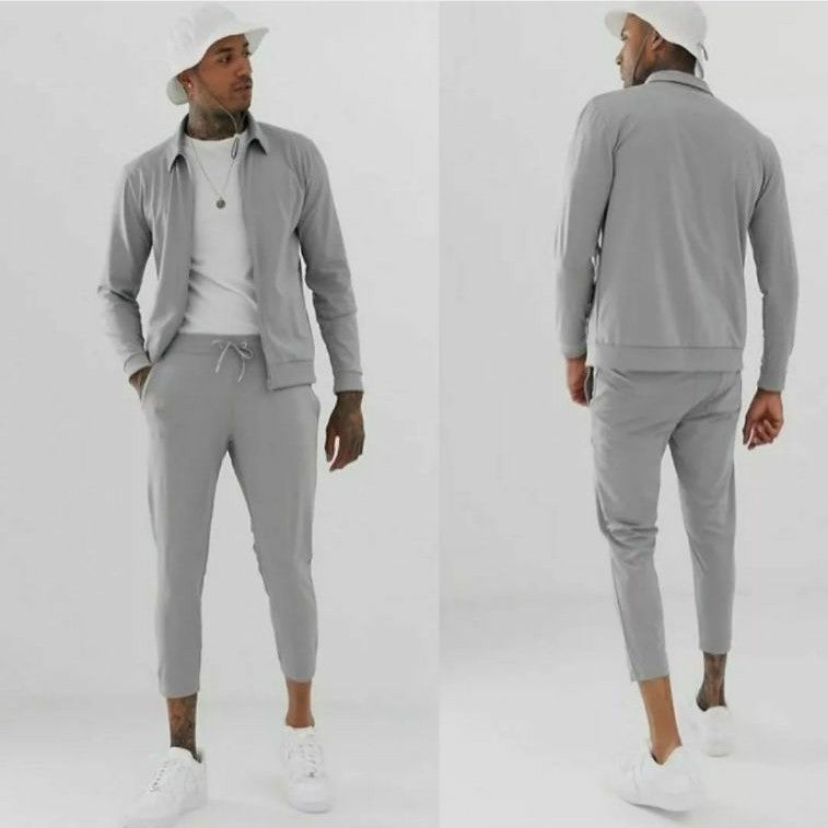 Asos Tracksuit With Cropped Skinny Pants