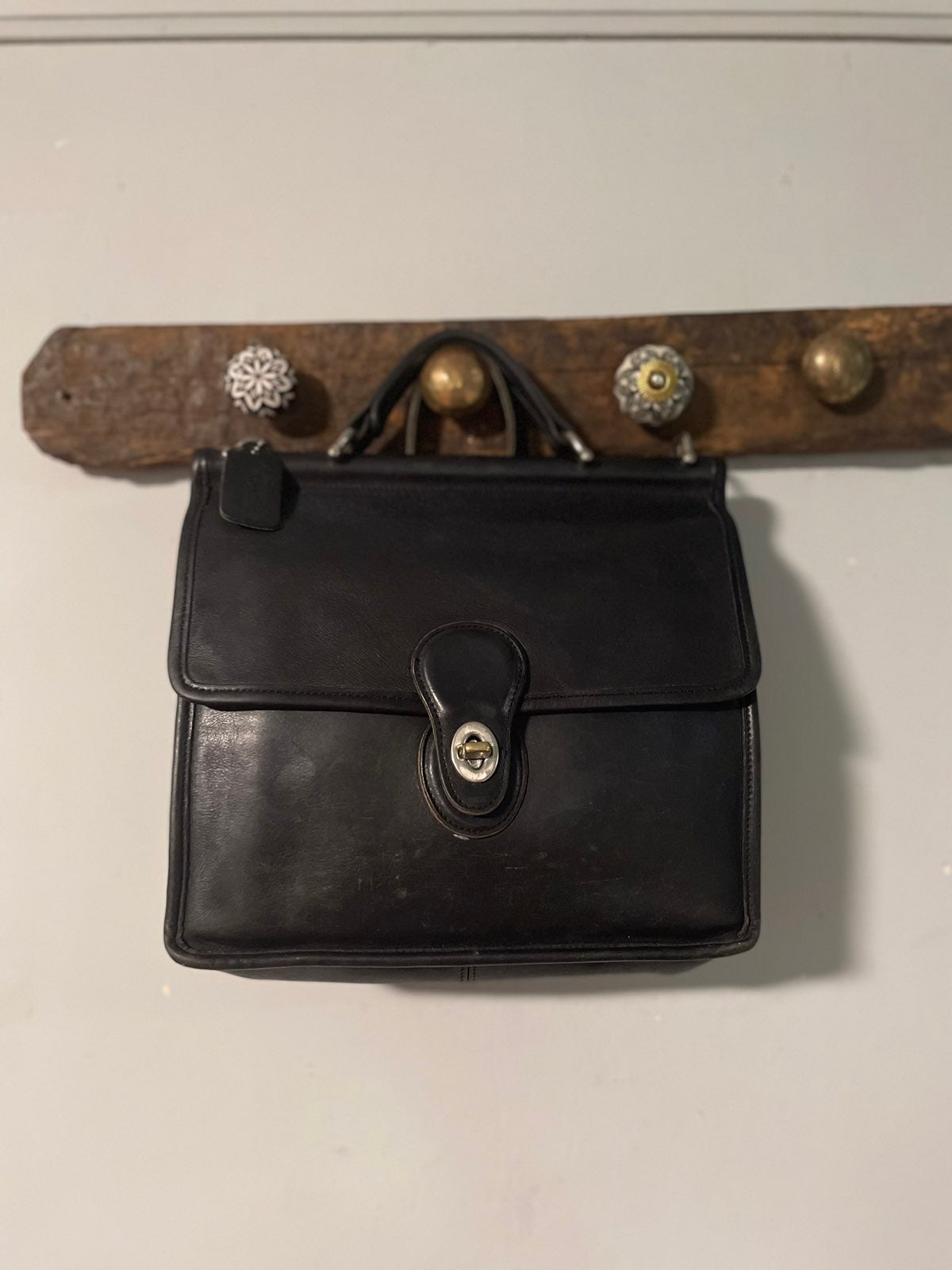 Coach Vintage Willis satchel  9927