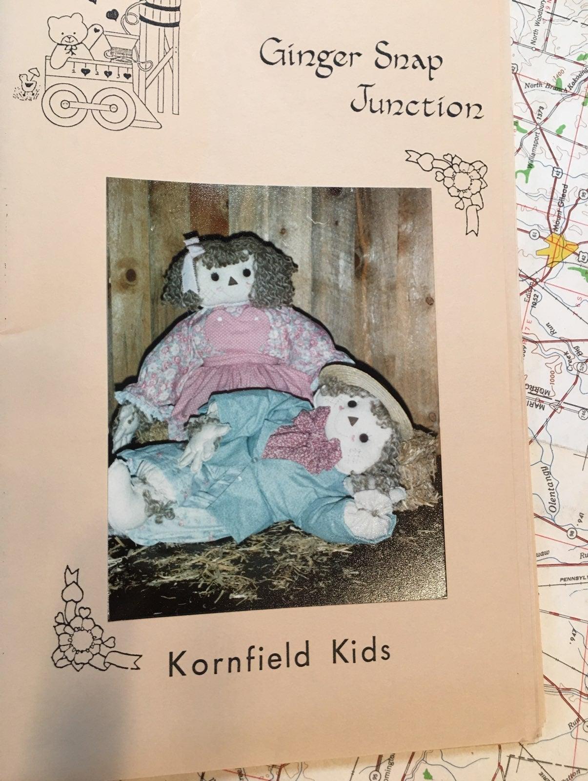 Doll Pattern Kornfield Kids