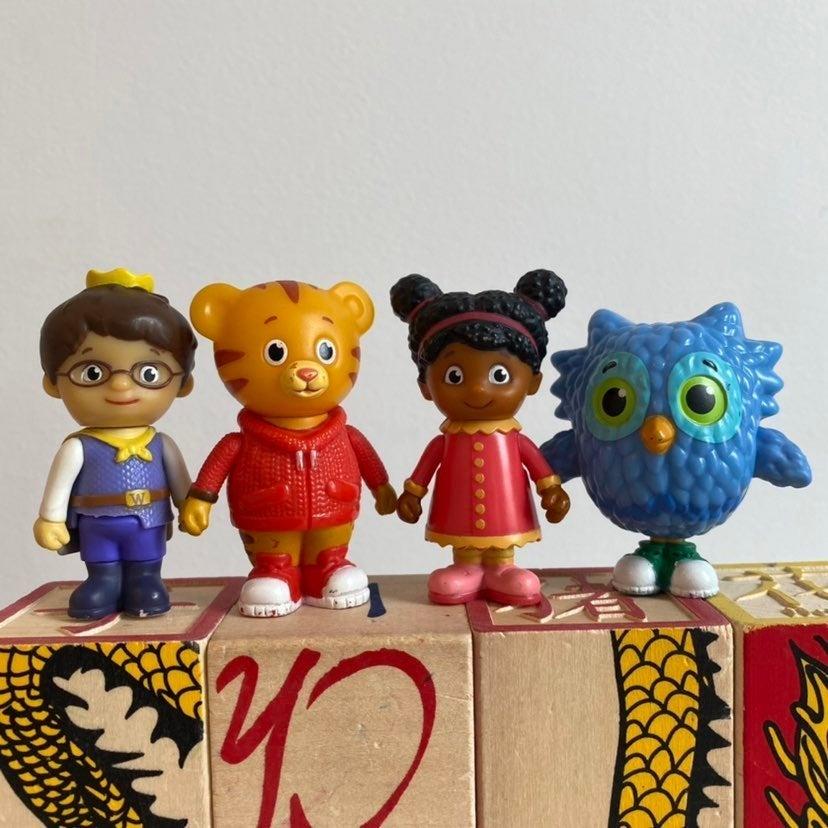 Daniel Tiger Figures Figurines Toy