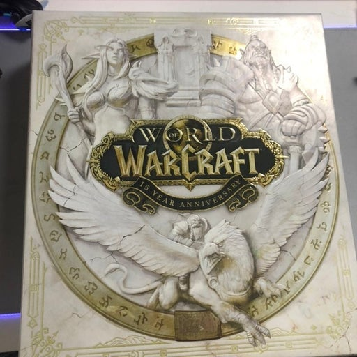 World Of Warcraft 15th Anniversary Colle