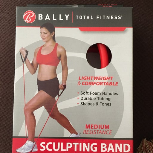 BALLY Total Fitness Sculpting Band