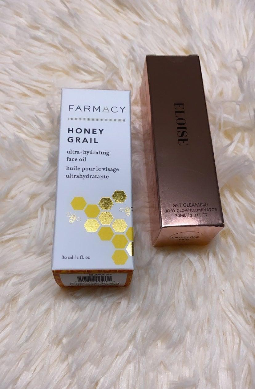 Farmacy honey grail boxycharm