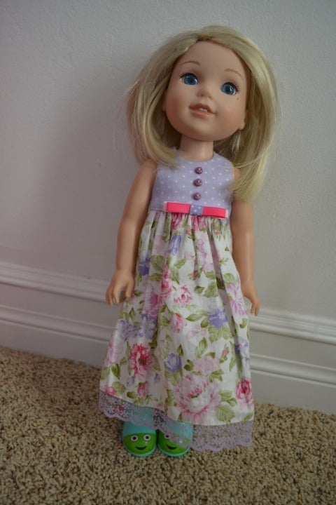 American Girl Wellie Wisher *Camille*
