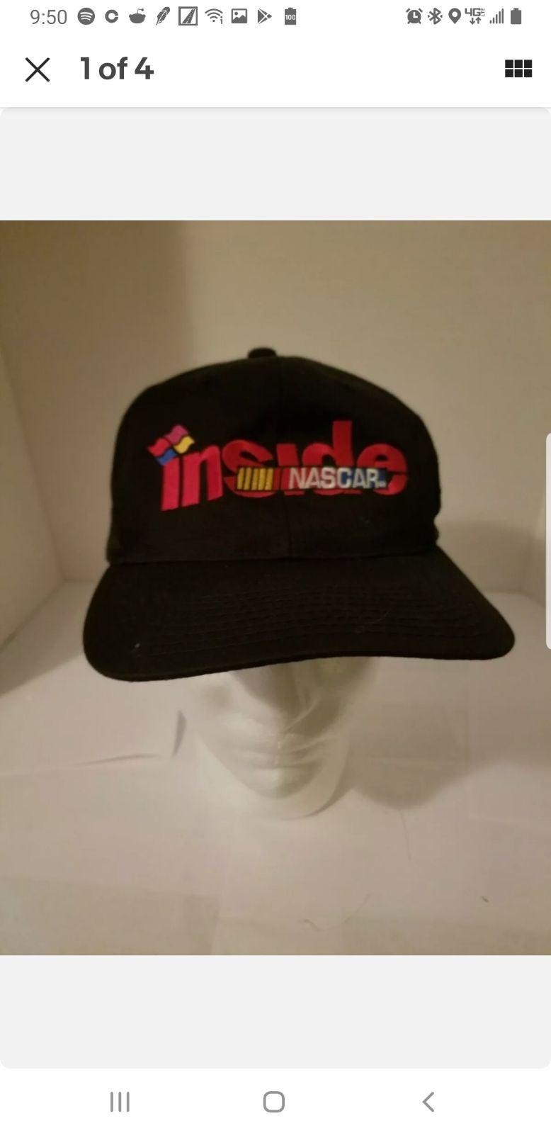 Vintage Nascar Windows Snapback Hat