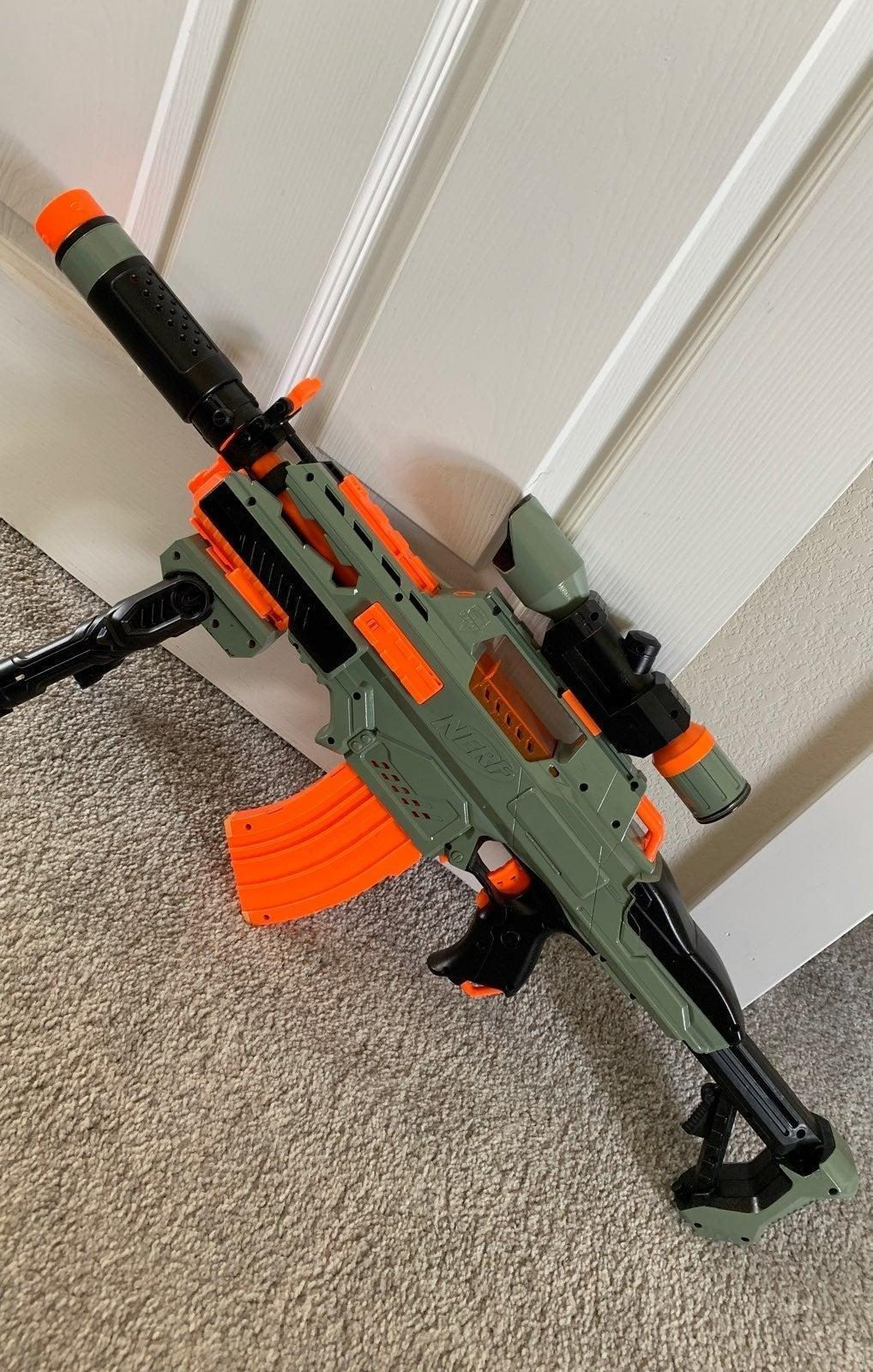Nerf Rapidstrike Custom Sniper