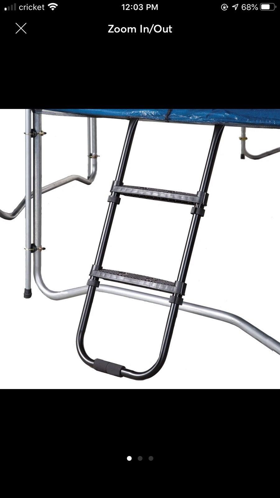 Trampoline ladder 38 inch