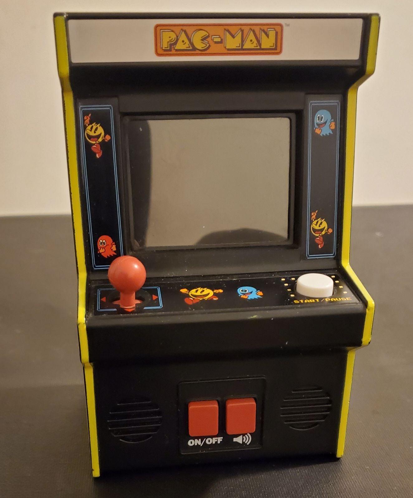 Vintage Pac-Man Mini Arcade Game Pacman