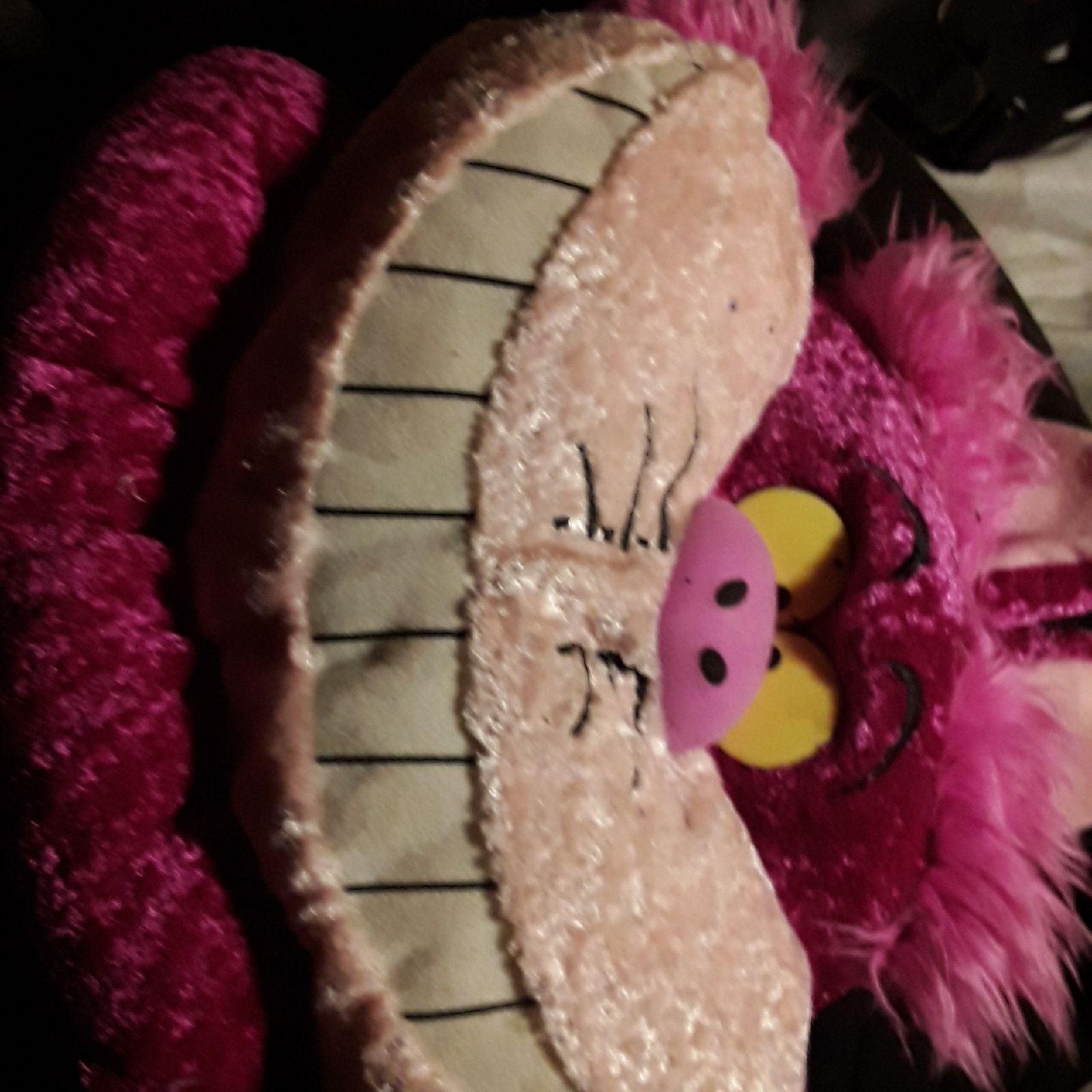 Alice in wonderland Cheshire cat top hat