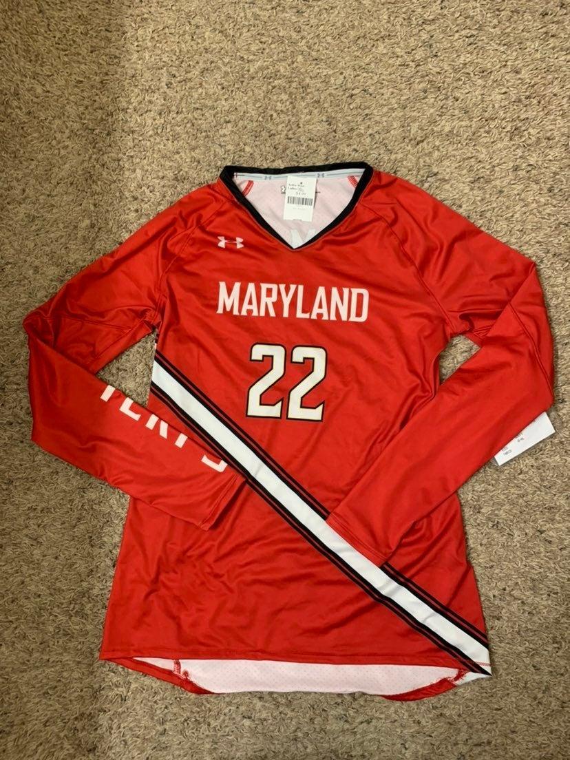 University of Maryland Volleyball Jersey