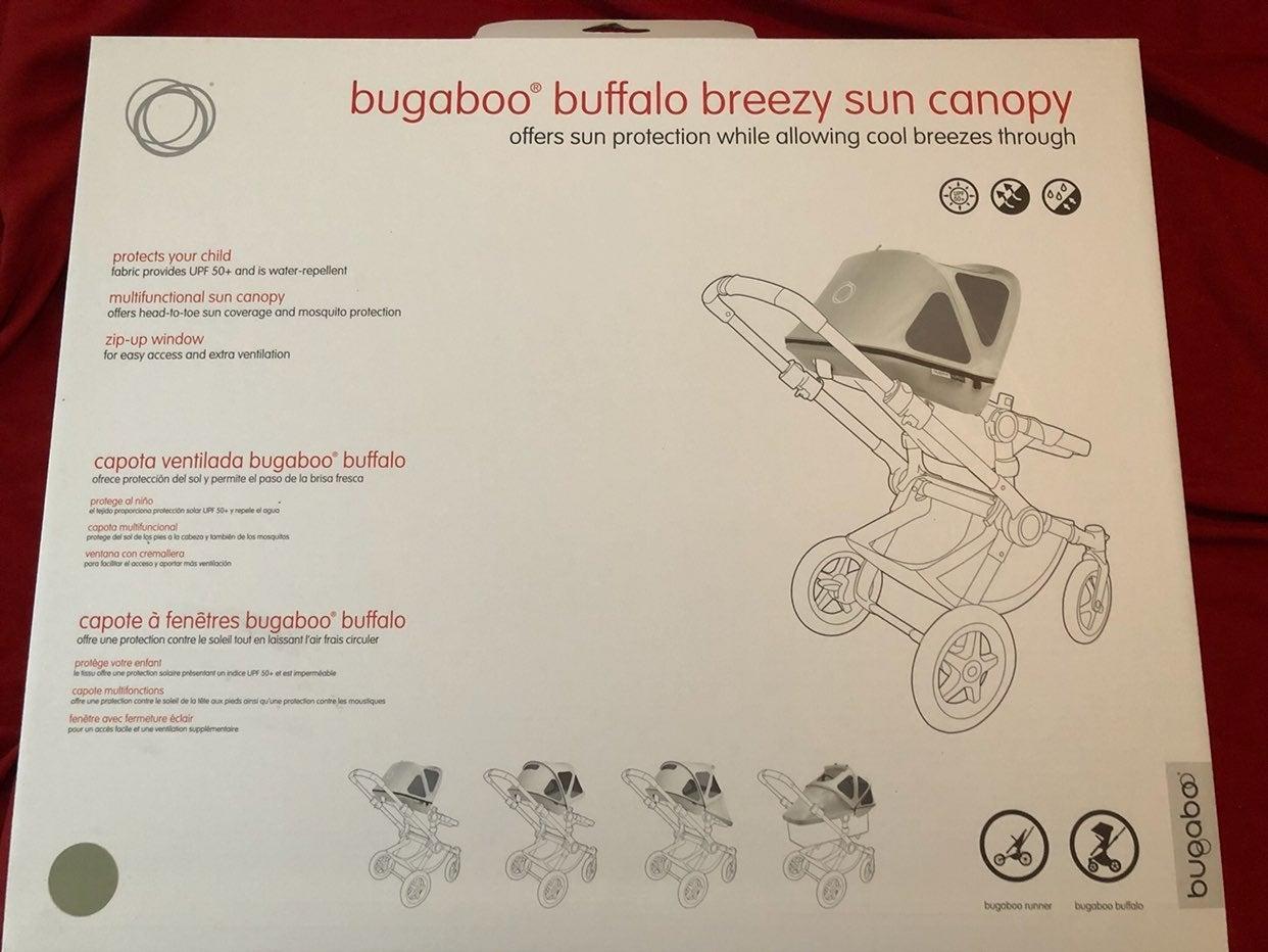Brand New Bugaboo Buffalo Sun Canopy
