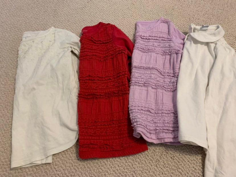Long sleeve shirt lot