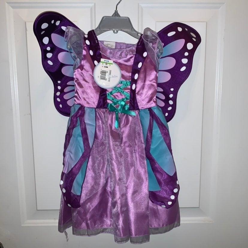 6-9 Months Butterfly Costume Dress
