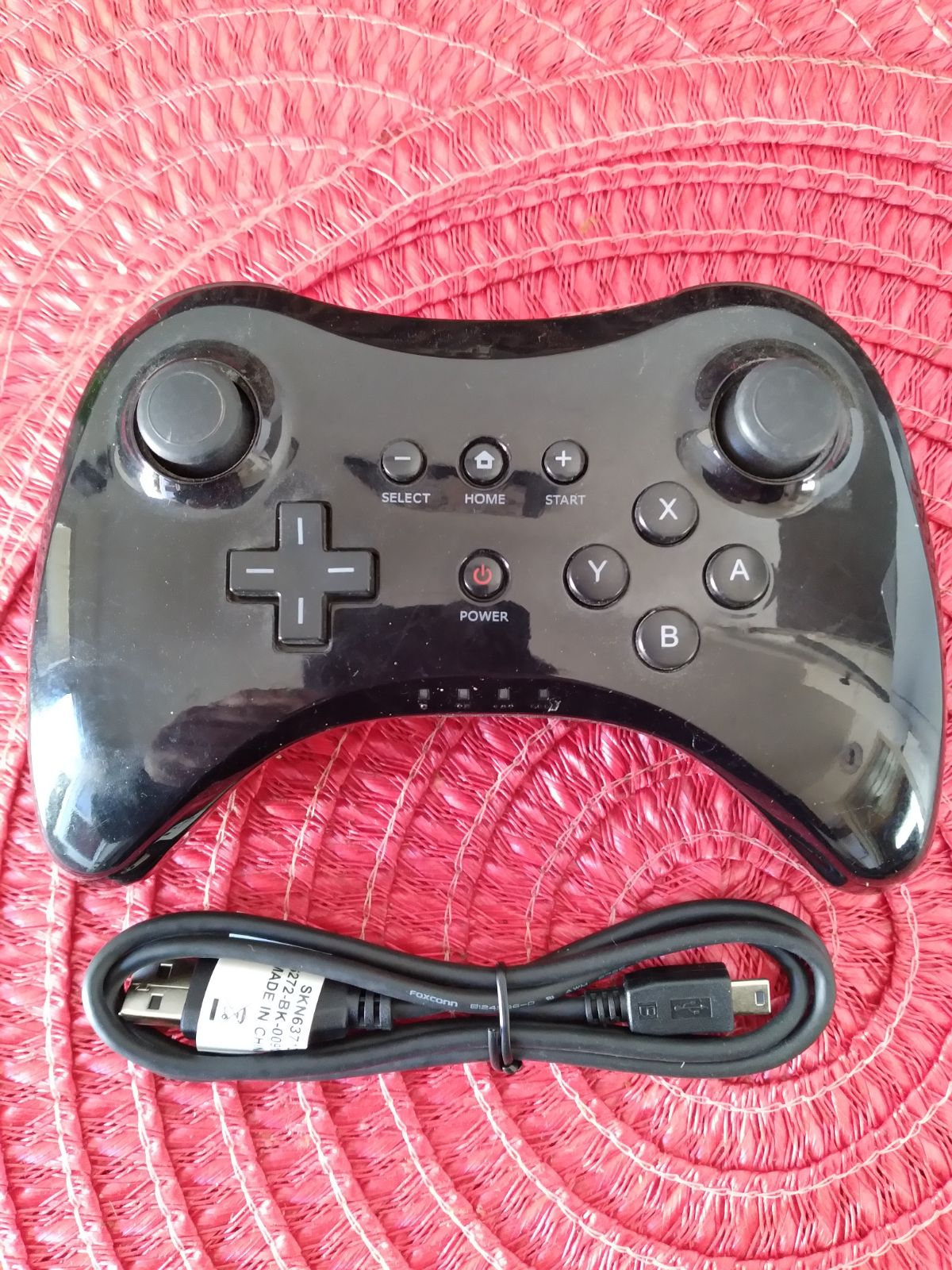 wii u pro controller 3rd party