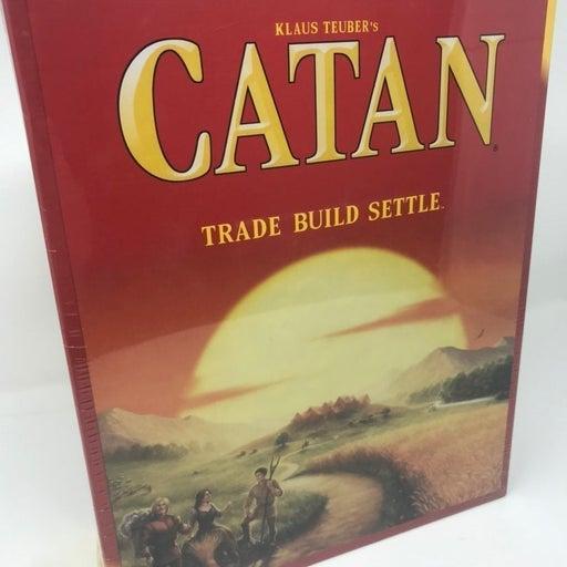 Catan board game (SEALED)