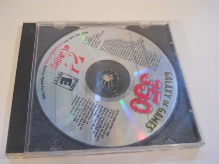 Galaxy of games 350 Egames  HOT Games CD