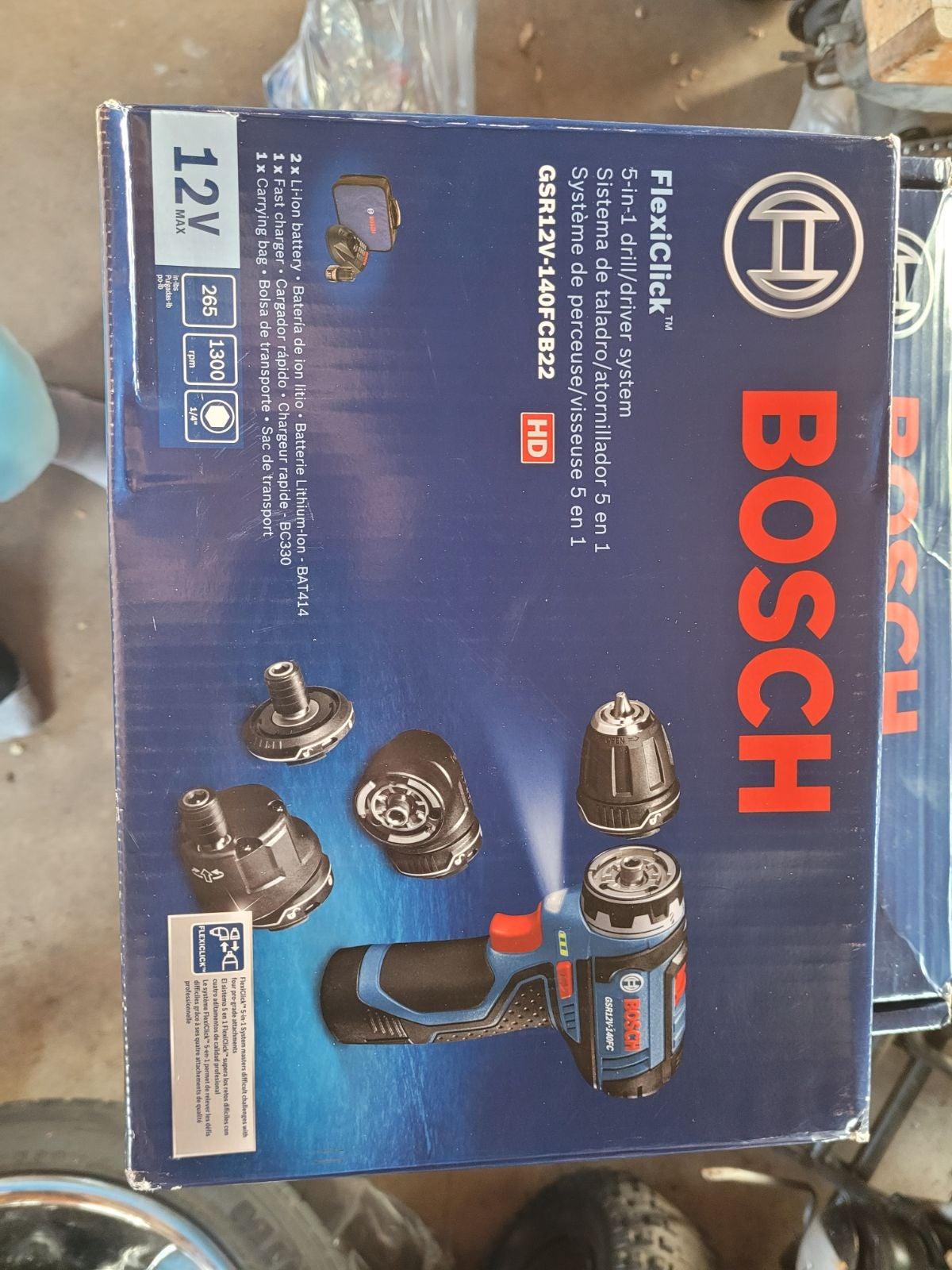 Bosh 12v flex