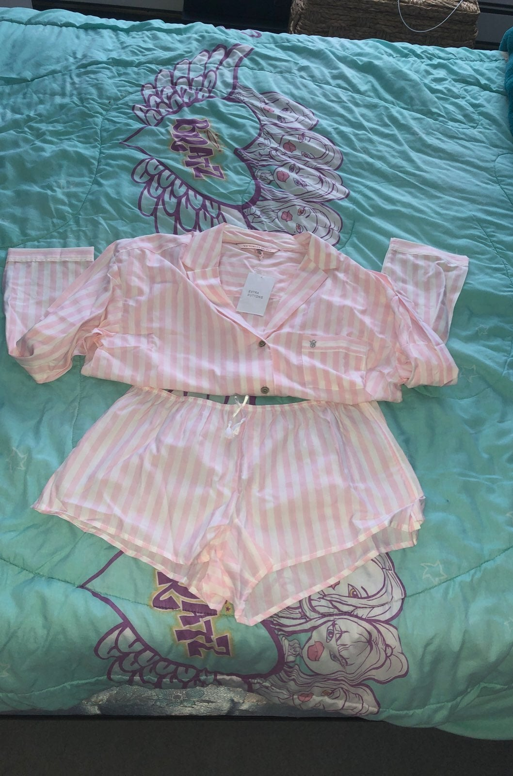 victoria secret sleep set NWOT size smal