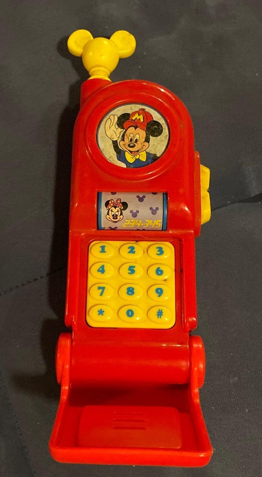 Disney Toy Phone