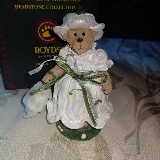 NEW!! Boyds Bear Figure (May)