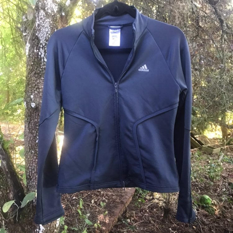 Adidas Double Zipper Mid Layer TrackJack