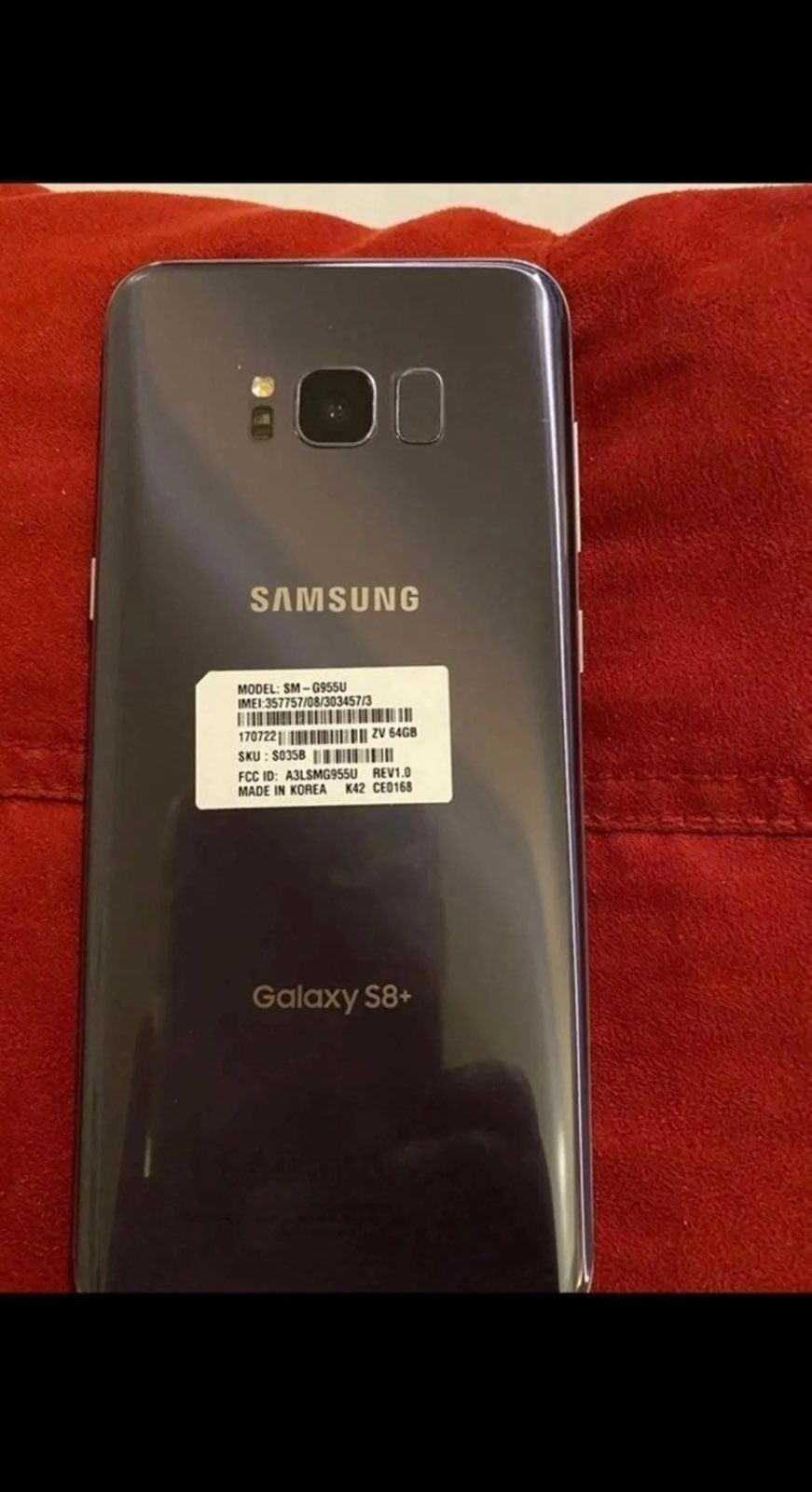 Samsung Galaxy 8+