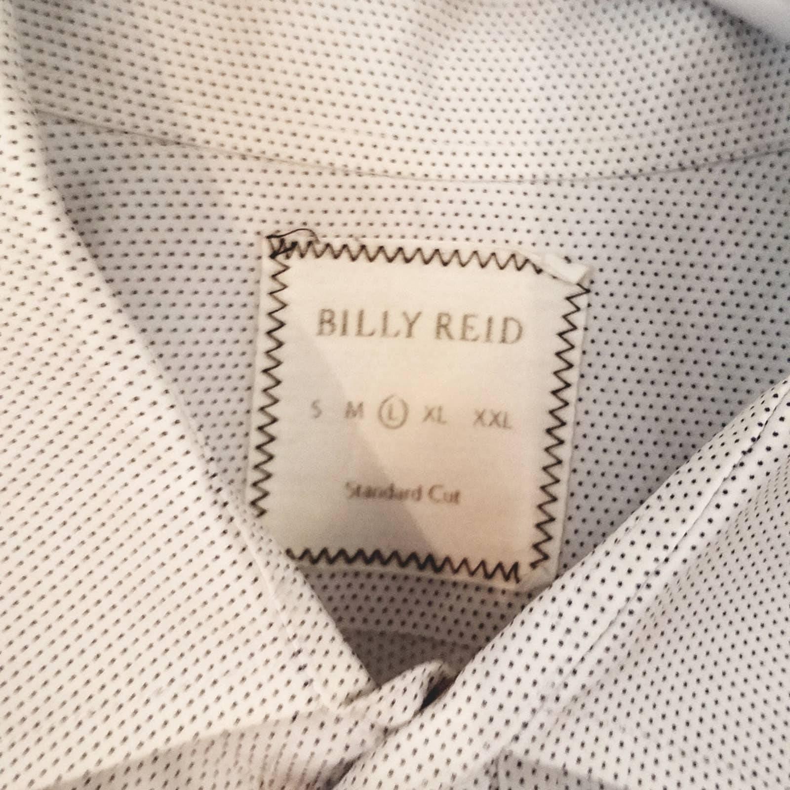 Billy Reid Mens Large Button Down Shirt