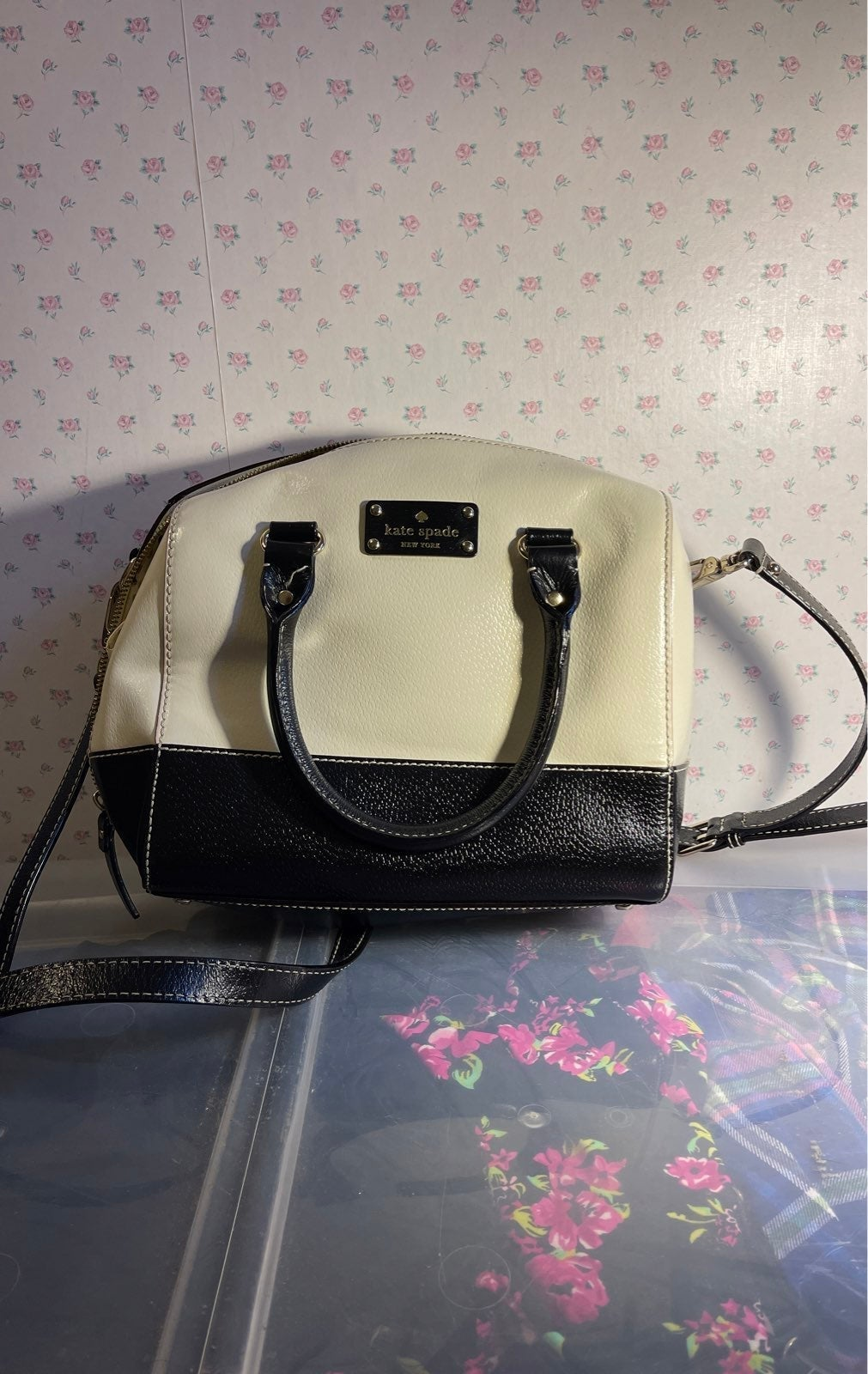 Kate Spade Leather Purse/Shoulder Bag