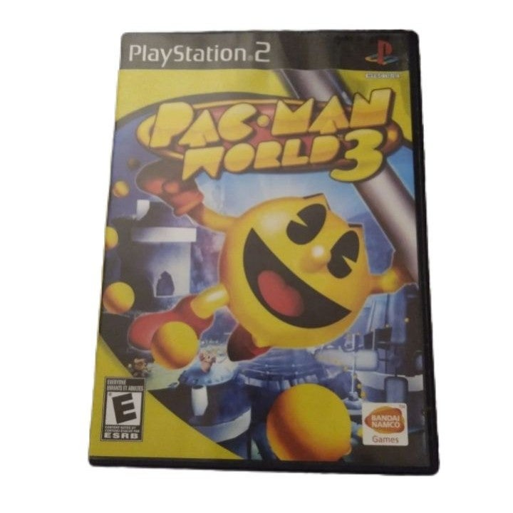 Pac-Man World 3 on Playstation 2