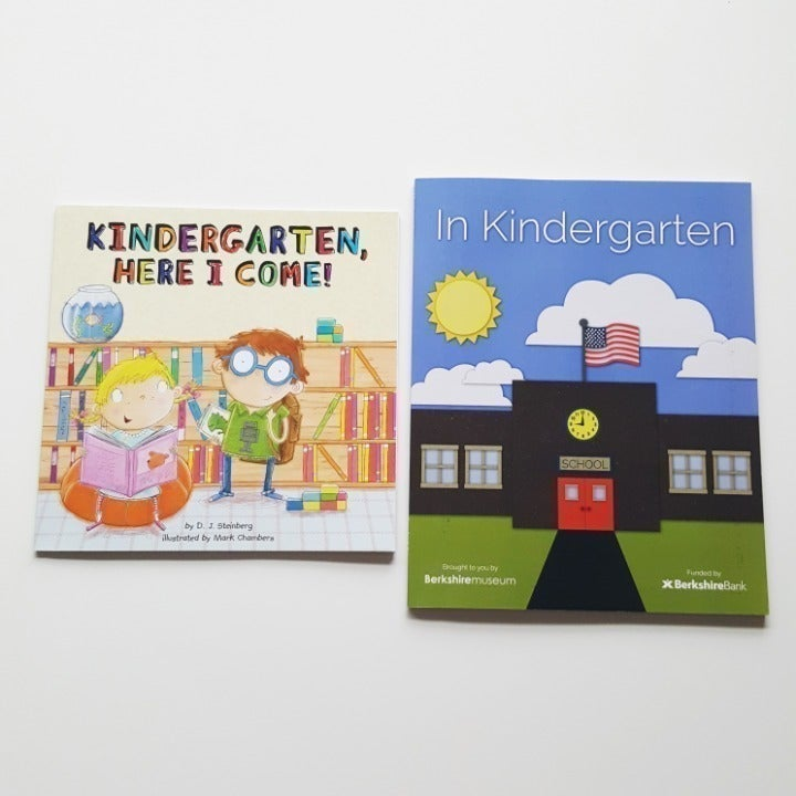 Kindergarten Books Bundle