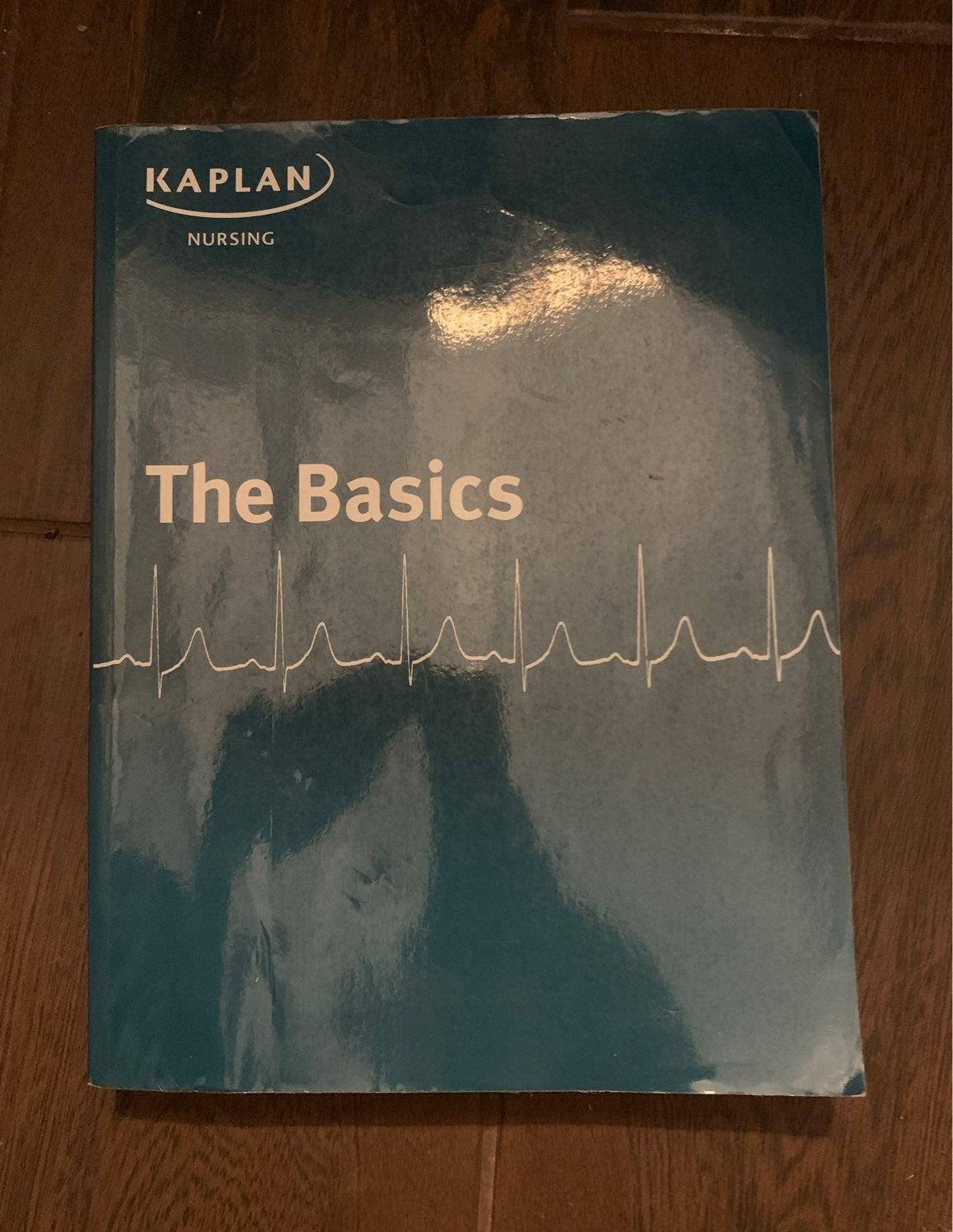 """Kaplan Nursing """"The Basics"""""""