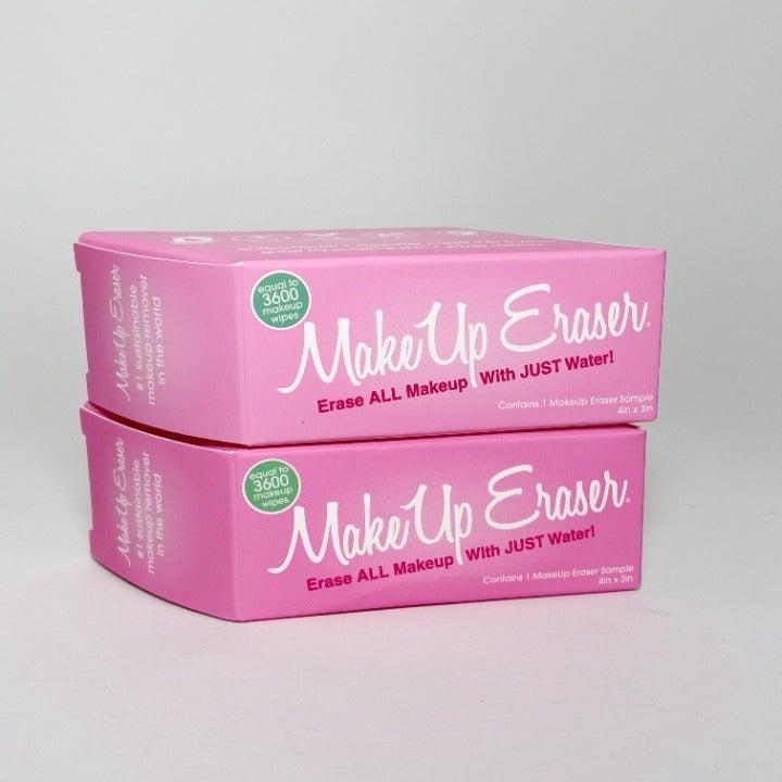 2 Makeup Eraser Cleansing Cloth Pink