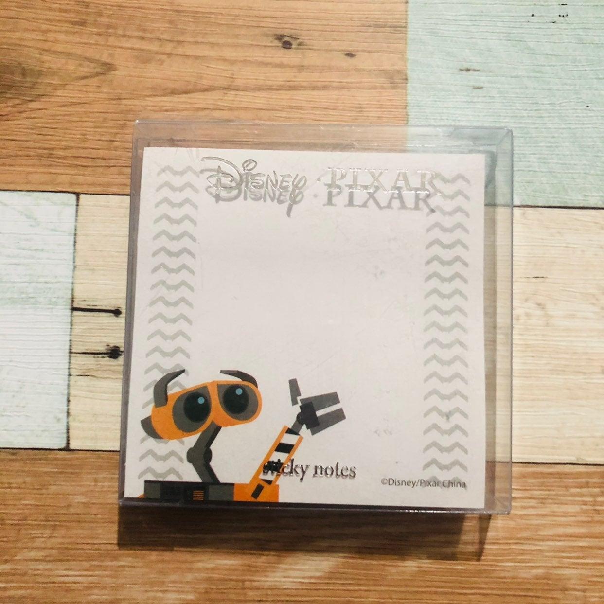 Disney Pixar Wall-E Sticky Notes