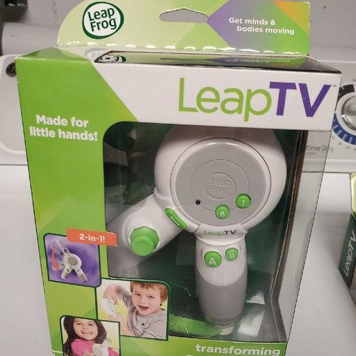 LeapTV control